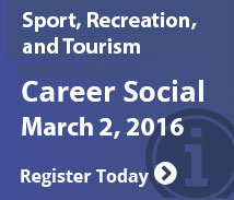Sport, Recreation, and Tourism Career Social Image