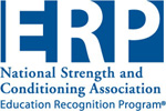 Accredited by National Strength and Conditioning Association