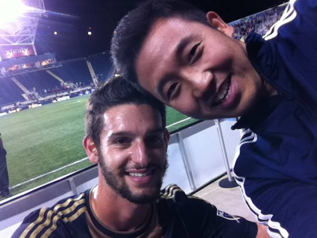 Sports Management Internship at Philadelphia Union MLS Team